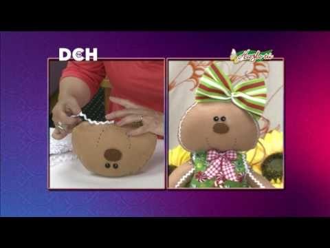 Galleta de Jengibre Segunda Parte - Yasna Pino - Casa Puchinni - YouTube