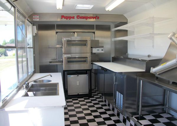Pizza Trucks of Canada Opportunities