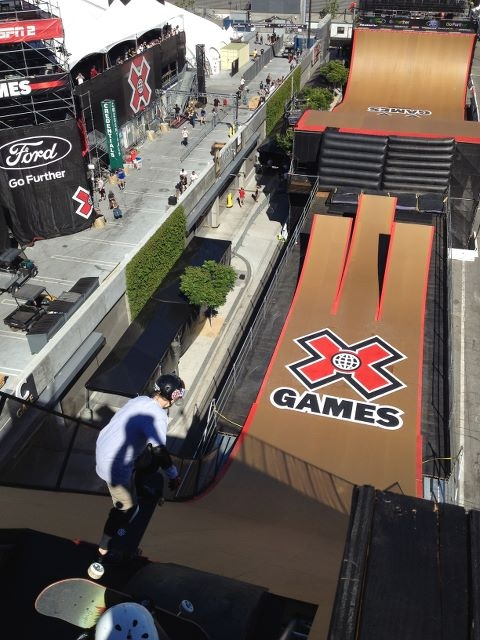 X Games (2012)