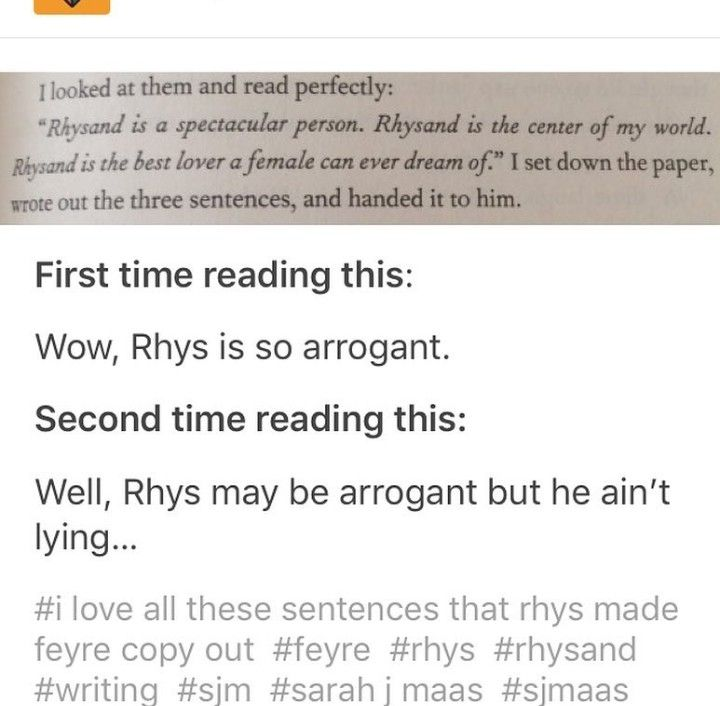 Rhysand Acomaf A Court Of Mist And Fury Sarah J Maas Books