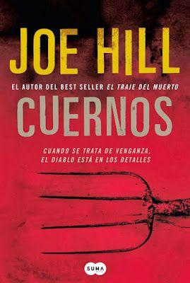 """Cuéntame una historia: """"Cuernos"""" Joe Hill"""