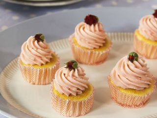 Pastel de algodón japonés| Virginia Sar