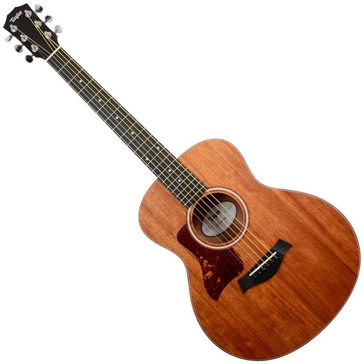 Taylor GS Mini Acoustic Guitar - Mahogany Top - Left-Handed - $499 #guitars #interstatemusic