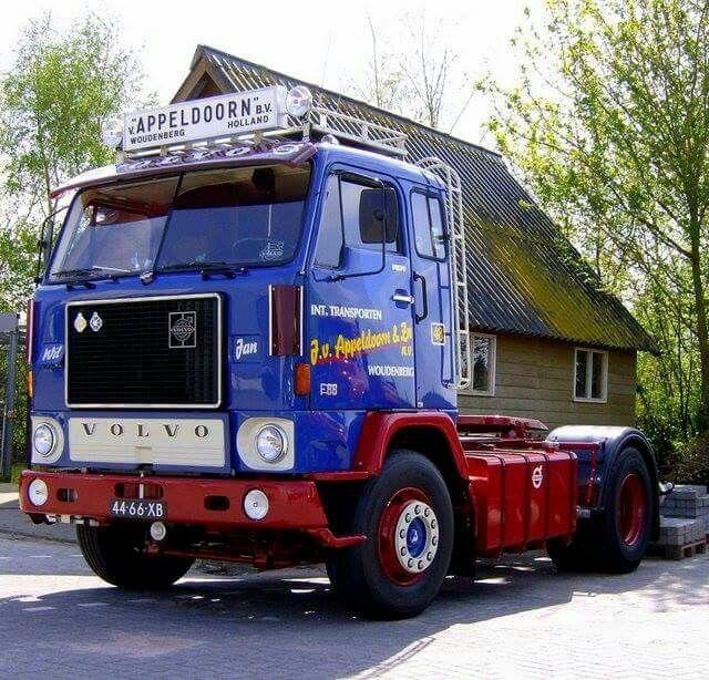 Volvo F 88.