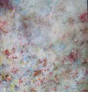 """Saatchi Art Artist ADRIENNE SILVA; Painting, """"You Are Here"""" #art"""