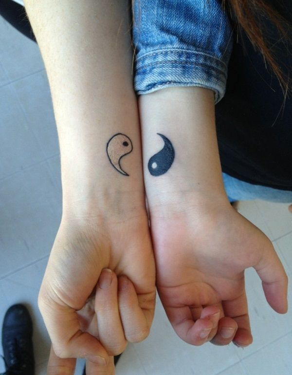 Cute Matching Couple Tattoo Ideas (17)