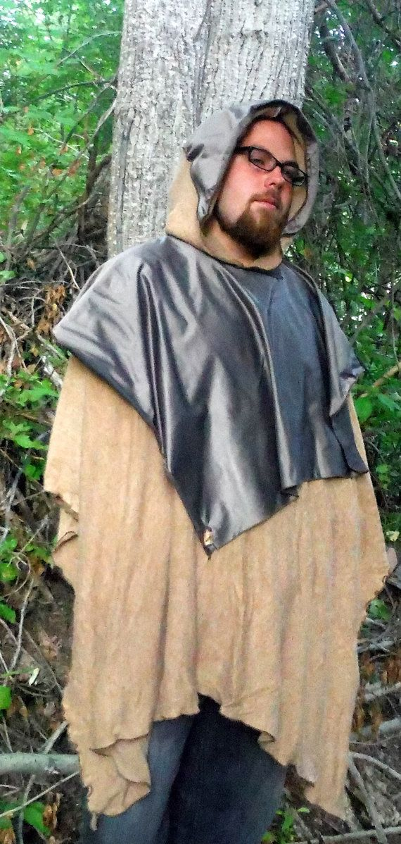 Epic Hooded Poncho,