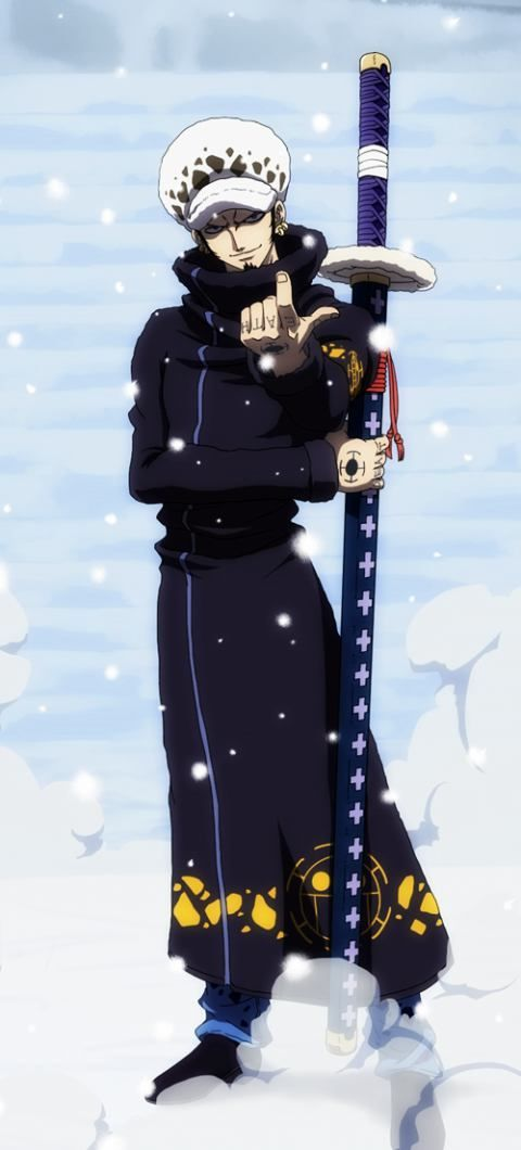 Trafalgar Law    _One Piece