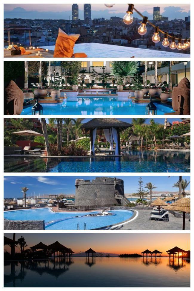 Pasa unas vacaciones de ensue o en los hoteles con las for Hoteles segovia con piscina