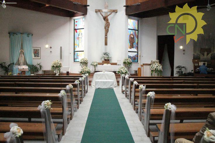 Matrimonio con lisianthus bianchi e rose avalanche color pesca