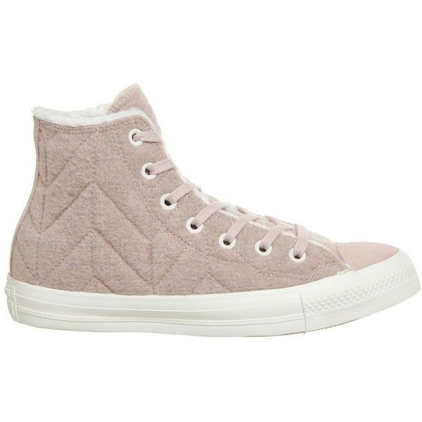 Converse Supplied By Office All Star Hi Trainers 98 Liked On Polyvore