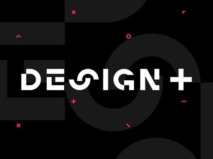 So excited to share with everyone a project we've been working on these past few months. Introducing the Visual Brand for Design+, a monthly event series we're putting on at InVision that hosts pan...