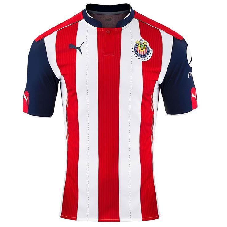 Tailandia Camiseta Chivas Primera 2016/17