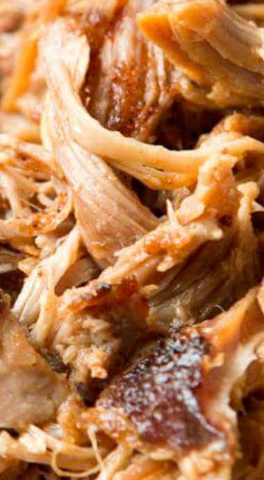 Southern cooking pulled pork recipe