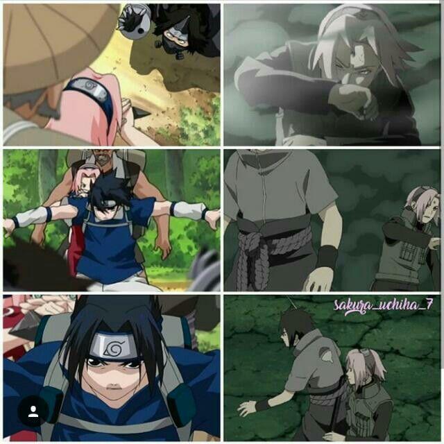 Owww Sasuke eyes