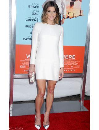 Ashley Greene à la première du film « Wish I was here »