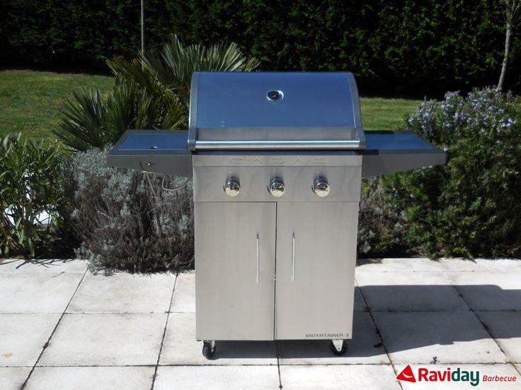 Montage du barbecue à gaz Cadac Entertainer 3 par l'équipe Raviday #raviday #barbecue #bbq #conseil #montage #cadac #gaz