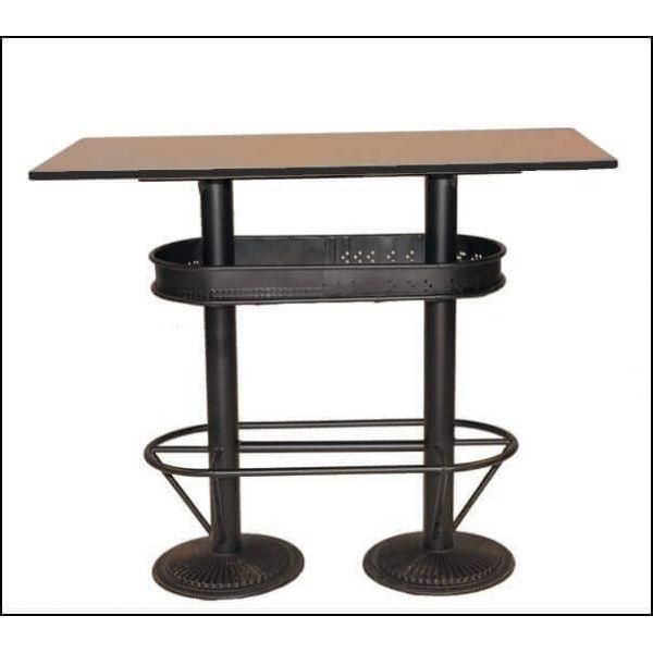 les 25 meilleures id es de la cat gorie table haute sur pinterest grande table de cuisine. Black Bedroom Furniture Sets. Home Design Ideas