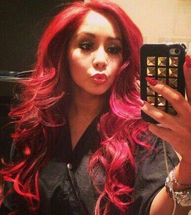 Pleasing 1000 Ideas About Snooki Red Hair On Pinterest Snooki Hair Hair Short Hairstyles Gunalazisus