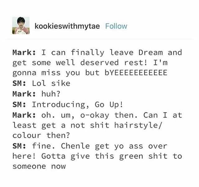I M Crying Nct Incorrect Quotes Nct Life