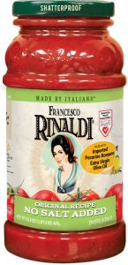 Click here to view the current Francesco Rinaldi products. We have Pasta Sauce, Alfredo Sauce, and Pizza Sauce!,