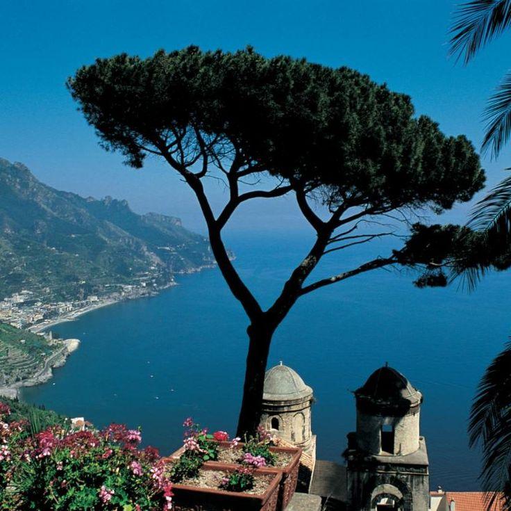 Amalfi Coast: lemons and lazy days