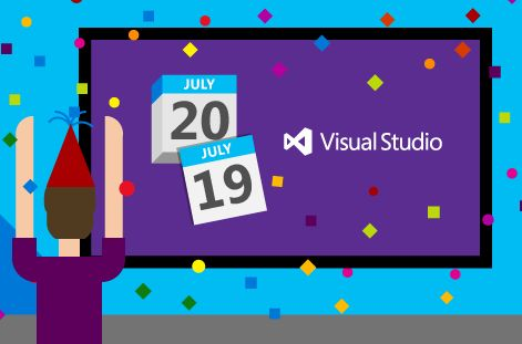 """Microsoft to release Visual Studio 2015 ahead of Windows 10. Microsoft will release Visual Studio 2015, along with .Net Framework 4.6 and the Team Foundation Server 2015 source code management and collaboration product, on July 20, nine days ahead of the general availability of Windows 10, according to an announcement by developer veep S """"Soma"""" Somasegar. http://www.theregister.co.uk/2015/06/29/visual_studio_2015_release_date/ #CertificationCamps #visualstudio2015 #windows10"""
