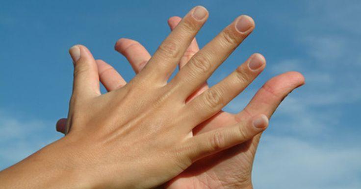 Hormigueo en las manos durante el embarazo