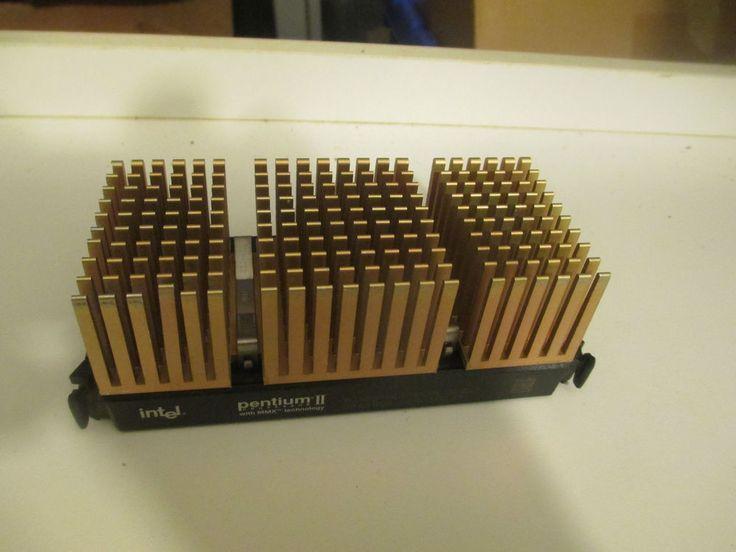 Intel Pentium II 450 - 80523PY450512PE - SL2U7 #Intel