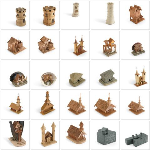 H A P T I C A S: Iconogorafia de la Arquitectura Chilena