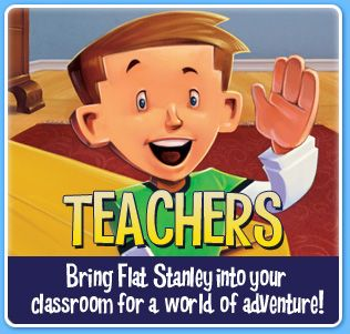 Flat Stanley. I loved doing flat Stanley when I was in school!