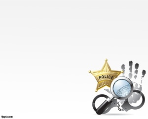 Police PowerPoint is by far the best choice for policemen presentations on PowerPoint