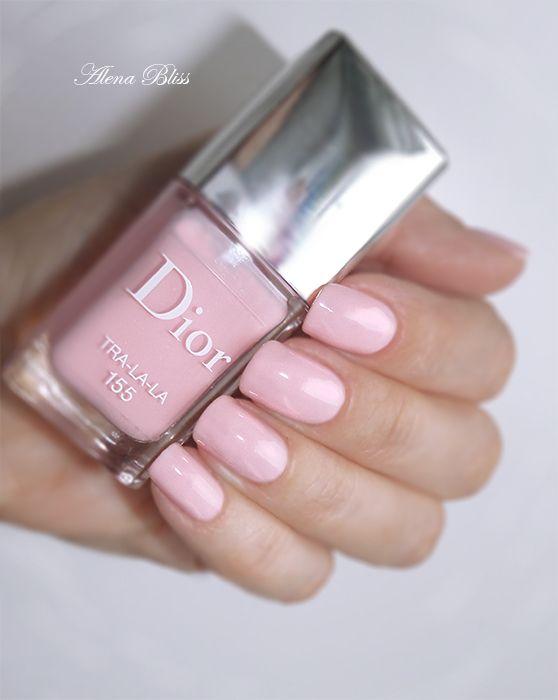 Dior Vernis Gel Shine and Long Wear Nail Lacquer - 155 Tra-La-La