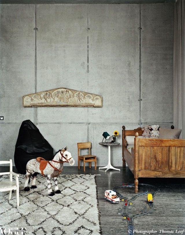Childs Bedroom Vogue Living Australia Spaces Interior