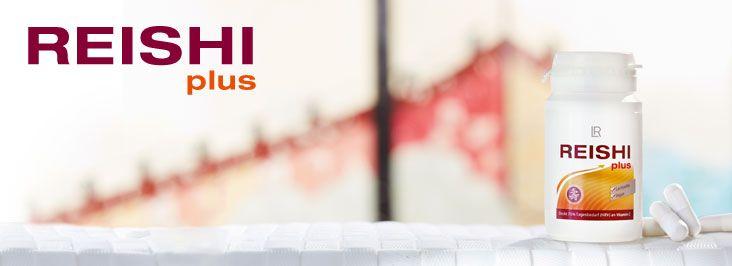Reishi Plus   Es gibt viele Anwendungsgebiete für die Reishi Plus Kapseln. Die Kapsel, die aus dem getrockneten Extrakt des Reishi plus Vitalpilzes besteht, deckt zum Beispiel zu 100 % den Tagesbedarf an Vitamin C eines erwachsenen Menschen. Das innere Immunsystem, sowie die Abwehrkräfte der Schleimhäute werden optimiert. Es hat auch eine antivirale Wirkung, da die LR Reishi plus Kapseln die Interferon ...    Lr Shop, Lr Produkte, Lr Aloe Vera, Lr Kosmetik, ZeitGard    #parfum