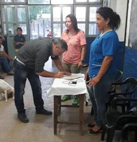 #Salud designó nuevo director para el hospital de El Sauzalito - Diario Chaco: Diario Chaco Salud designó nuevo director para el hospital…