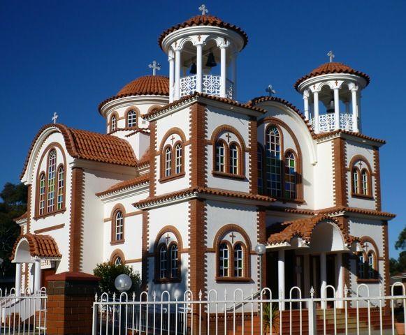 All Saints Greek Orthodox Church, Kaleen, Canberra