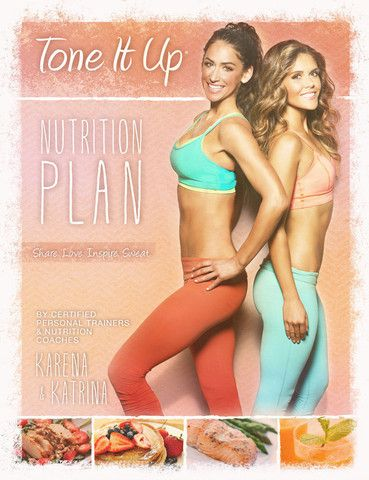 Tone It Up ® Nutrition Plan - Tone It Up