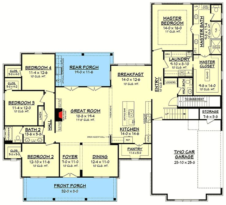 735 best house plans images on pinterest dream house plans house floor plans and country houses