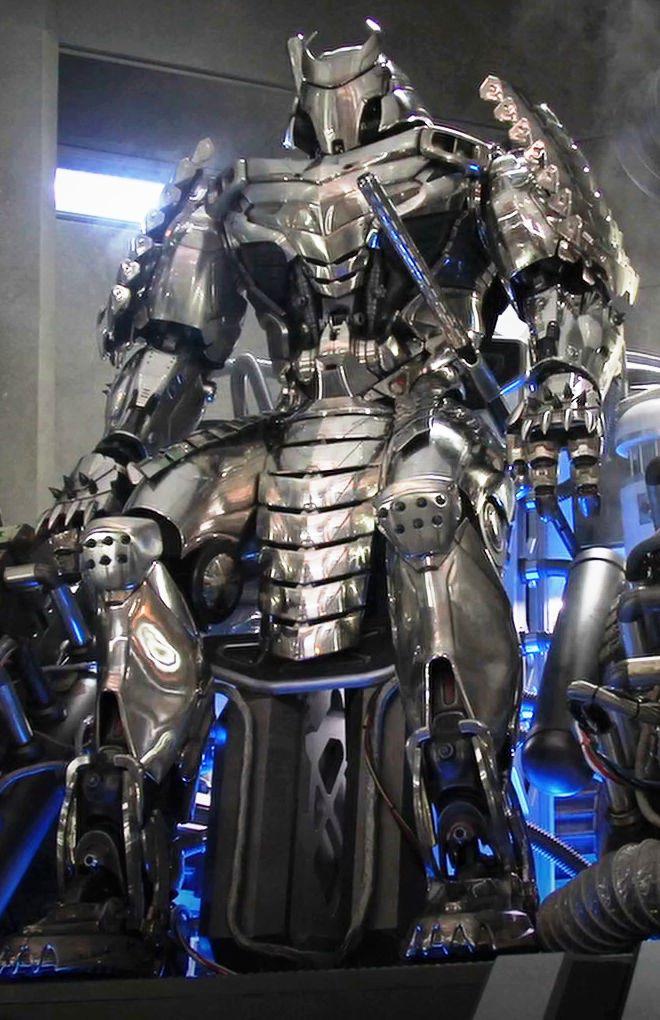 Silver Samurai (armor) - Marvel Movies Wiki - Wolverine, Iron Man 2, Thor