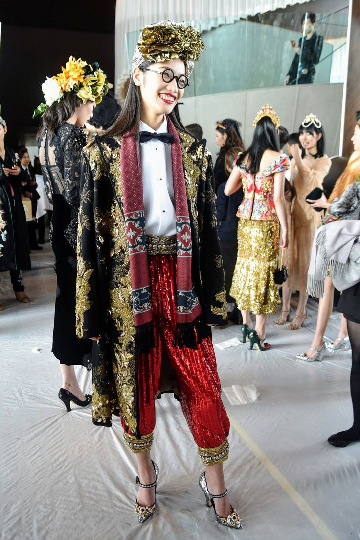 Gone to Hong Kong: Dolce & Gabbana's First Show Out of Italy