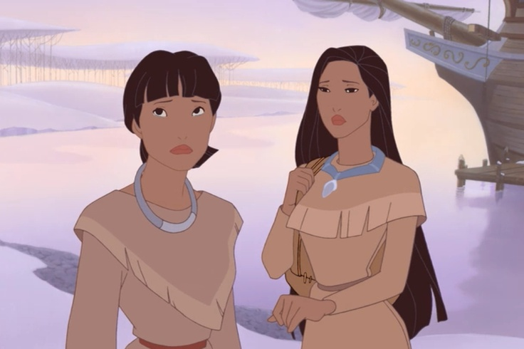 *NAKOMA & POCAHONTAS ~ Pocahontas,