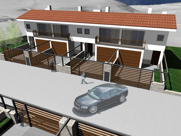 16 viviendas adosadas Meñaka