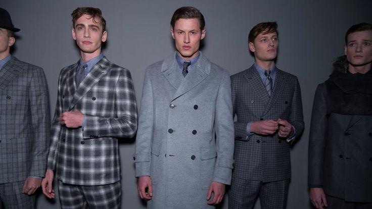 Le grand mercato de la mode masculine