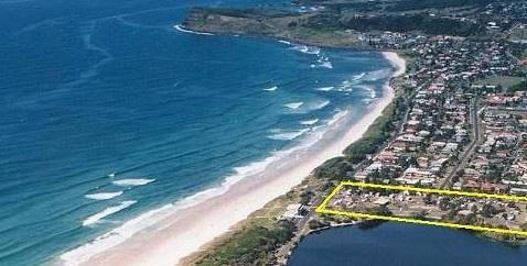 Lake Ainsworth Holiday Park, Lennox Head, New South Wales