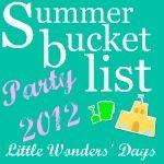Dozens of ideas for outdoor (and indoor!) summertime activities!