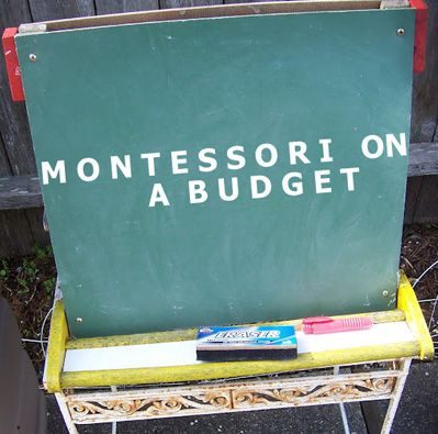Helping make Montessori at home affordable for all. Montessori on a Budget is a Montessori mom co-op blog featuring affordable and DIY Montessori and homeschool lessons and activities.