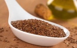Flaxseeds Found to Protect the Body from Radiation (and help heal the body after radiation exposure)