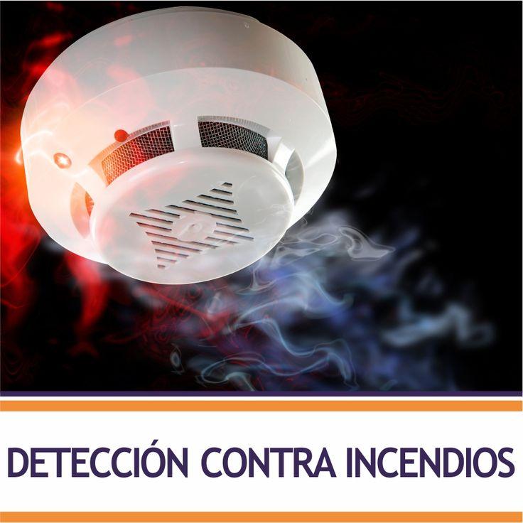 Sistema de Detección Contraincendios