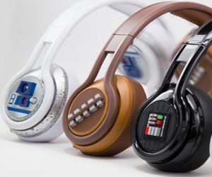 SMS Audio Unveils New Star Wars Headphones